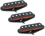 Seymour Duncan California 50's Matched SSL-1 Single coil Pickup Set - Black