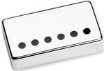 Seymour Duncan 11800-20-Nc Humbucker Pickup Cover - Nickel .386 Hole Spacing