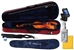 Stentor 1500 Student II Violin Outfit with Polish, Cloth and Chromatic Tuner 4/4-1/8