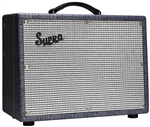 Supro Tremo-Verb 1622RT 1x10 25 Watt 1964 Reissue Series Reverb Tremolo Combo Tube Amplifier Amp