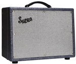Supro Titan 1642RT 1x10 50 Watt Reverb Combo Tube Amplifier Amp