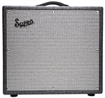 Supro Black Magick 1695T 1x12 2-Channel 25 Watt Combo Tube Amplifier Amp