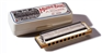 Hohner Marine Band Harmonica 1896 - Key of A