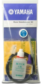 Yamaha French Horn Cleaning Maintenance Kit YAC HRKIT