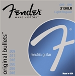 Fender 3150LR Original Bullet Light/Regular Electric Guitar Strings .09-.46