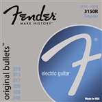 Fender Original Bullets 3150R Regular Electric Guitar Strings .10-.46
