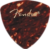 Fender 346 Classic Celluloid Shell Guitar Picks - Thin Pack of 72