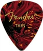 Fender 351 Classic Celluloid Guitar Picks Thin - Pack of 144