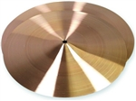 "GP Percussion 18"" Brass Cymbals C218"