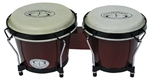 GP Percussion Birch 6 & 7 Inch Bongo Set