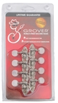 Grover 309N A-Style Nickel Mandolin Tuning Machines 4 x 4 Tuners