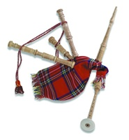 Trophy Junior Bagpipes - Kids Bagpipe
