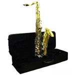 Mirage MGTS Bb Tenor Saxophone High F# Sax with Case