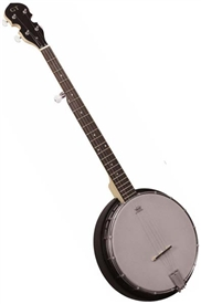 Gold Tone AC-5 5-String Composite Body Bluegrass Resonator Banjo w/ Bag