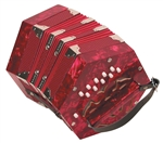 Trinity College AP-20 Anglo-Style Diatonic 20-Button Concertina