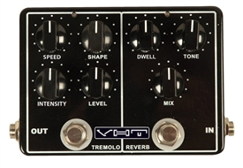 VHT AV-MV1 Melo-Verb Tremolo and Reverb Effects Pedal Multi-Pedal