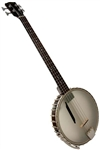 Gold Tone BB-400+ Plus Bass Banjo - 4 String Open Back Acoustic/Electric w/ Case