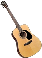 Bristol BD-16 Dreadnought Spruce Top Acoustic Guitar by Blueridge