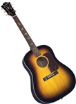 Blueridge BG-140 Acoustic Guitar Soft Shoulder Historic Series Dreadnought