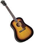 Blueridge BG-40 Acoustic Guitar Soft Shoulder Contemporary Series Dreadnought with Gig Bag