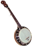Gold Tone BG-Mini Banjo 5-String Childs or Travel Bluegrass Banjo. Free Shipping and gig bag