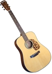 Blueridge BR-140A Adirondack Acoustic Guitar Historic Series Dreadnought