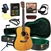 Blueridge BR-160 Dreadnought Acoustic Guitar Deluxe Package Combo Bundle