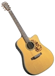 Blueridge BR-160CE Cutaway Acoustic/Electric Guitar Historic Series w/ Gig Bag