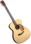 "Blueridge BR-163A ""000"" Style Adirondack Top Acoustic Guitar - Tonewood w/ Case"