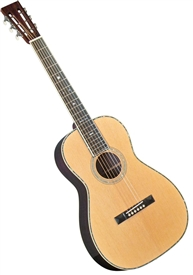 Blueridge BR-371 0-Style Parlor Guitar Historic Series - Abalone