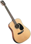 Blueridge BR-40 Acoustic Guitar Contemporary Series Dreadnought Guitar