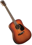 Blueridge BR-40AS Acoustic Guitar Contemporary Series Dreadnought Adirondack Sunburst