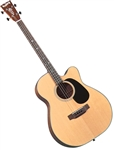 Blueridge BR-40TCE Tenor Acoustic/Electric Cutaway Guitar Contemporary Series