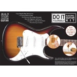AXL Do It Yourself Strat Style Electric Guitar Build Kit - Builders Package
