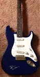 Dave Matthews Autographed Strat Style Electric Guitar 100% Authentic