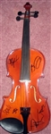 Dave Matthews Band Autographed Violin 100% Authentic