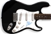 Brad Paisley Autographed Strat Style Electric Guitar 100% Authentic - Signed by Band