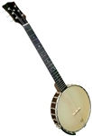 Gold Tone BT-2000 Banjitar Six String Open Back Banjo w/ Hard Case