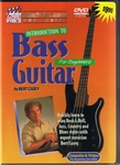 Introduction to Bass Guitar DVD or Video for Beginners by Bert Casey