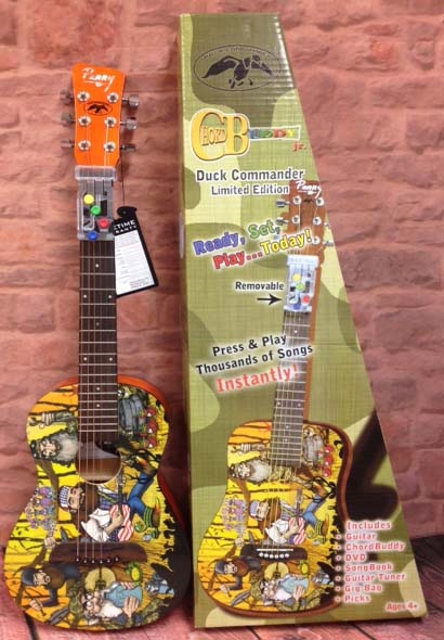Chord Buddy Duck Commander Kids Childs 1/2 Size Steel String ...