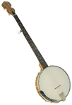 Gold Tone Cripple Creek CC-100+ Open Back 5 String Banjo - (Openback Plus)