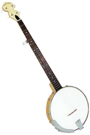 Gold Tone Cripple Creek CC-100 Open Back 5 String Banjo CC-100(O) w/ Gig Bag