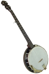 Gold Tone CC-50R 5 String 18 Bracket Banjo w/ Free shipping, gig bag and setup.