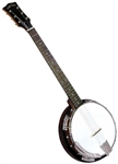 Gold Tone CC-Banjitar Cripple Creek Six 6 String Guitar Banjo Banjitar w/ Bag