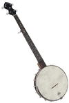 Gold Tone Cripple Creek CC-OT Open Back 5 String Banjo Package w/ Bag