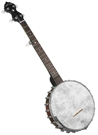 Gold Tone Cripple Creek CC-OTA Open Back 5 String Banjo w/ Bag