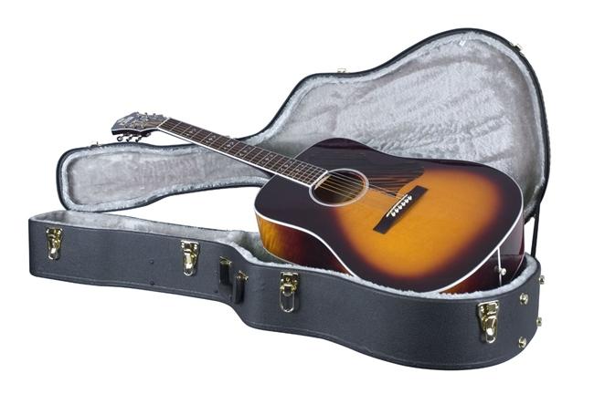 63c2d675cbc Guardian CG-018-D Dreadnought Hardshell Acoustic Guitar Hard Case
