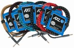 AXL Vintage Tweed Instrument Cables w/ Lifetime Warranty - Six Colors