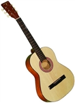 "Indiana Colt 36"" Kids Acoustic Guitar w/ Bag"