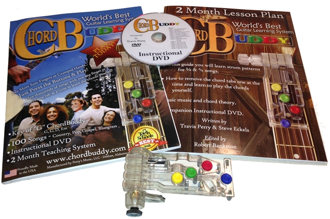 CLASSICAL Guitar Chord Buddy Guitar Teaching Learning System ...